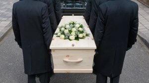 งานศพ